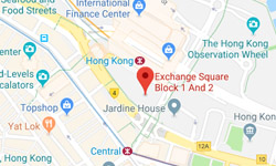 8 Connaught Place, One Exchange Square Hong Kong HK